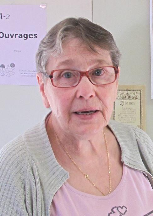 Claudie DUSSERT ROUSSEAU