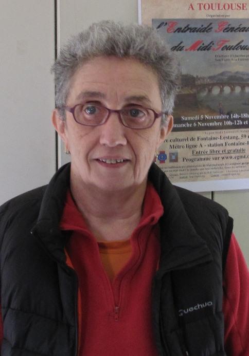 Colette PORTET ANTONIO